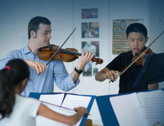 茱莉亚弦乐夏季活动将在上海闵行区诺德安达双语学校举行