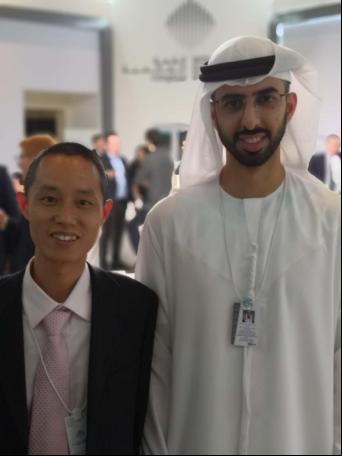 中国参与全球人工智能战略制定!云从科技亮相世界政府首脑峰会