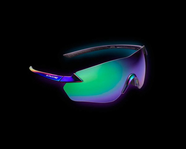 Shimano发布限量版S-PHYRE Aurora骑行鞋和眼镜