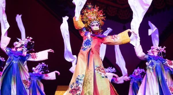 听诗,观舞,品酒,舍得约在国家大剧院,《大国芬芳》再掀诗酒艺术狂潮