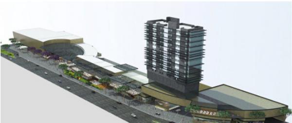 康力电梯服务中美洲最大商业综合体--墨西哥Punto广场