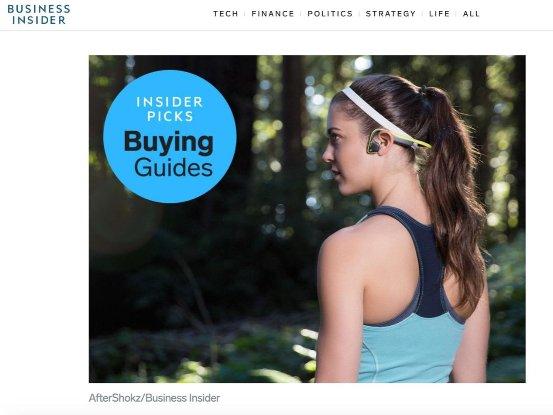 外媒盛赞韶音骨传导耳机:你能买到的最安全的跑步装备