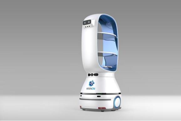 餐饮行业智能化时代 餐饮服务机器人迎来井喷期