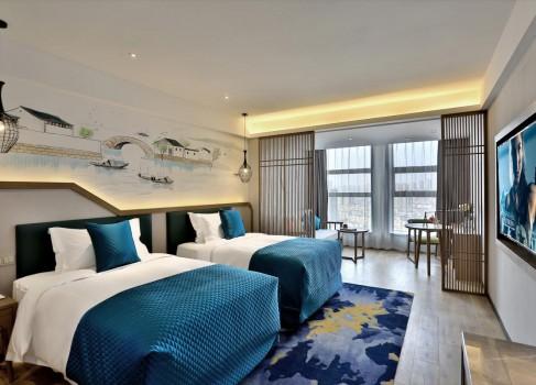 苏州城难得一享的轻奢酒店—美豪丽致酒店,瞬间让人心动