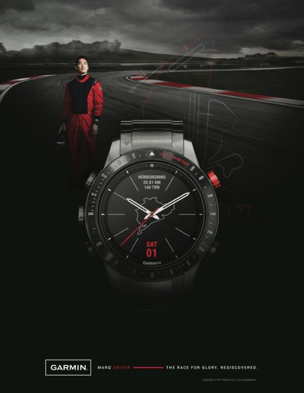 Garmin新品发布,MARQ系列解锁高端腕表精专智能化