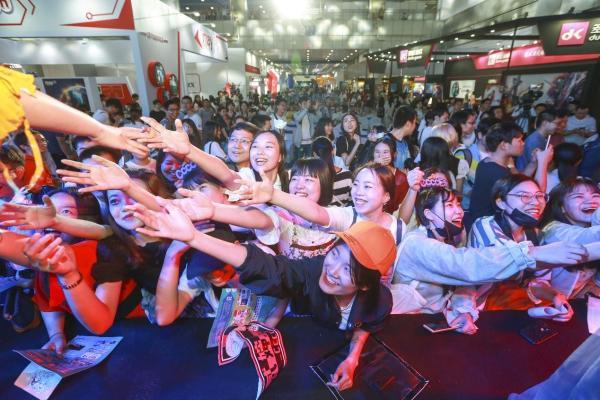 砥砺前行CGF2019第二届中国游戏节招商正式启动