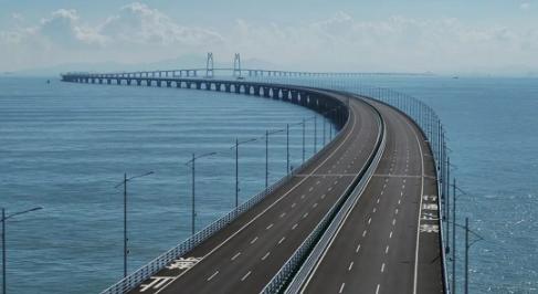 """港珠澳大桥之眼即将亮相山城 的卢深视深度解读""""大安全"""""""