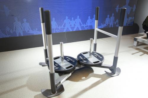 专业掌控,全面定制:舒华全电竞新商用健身整体解决方案亮相IWF2019