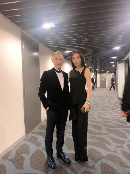 奢侈品牌云集 格乐利雅海岛婚礼节群星加冕