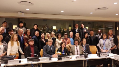 女性电影人论坛:第63届妇女地位委员会大会之女性电影人论坛隆重开幕!