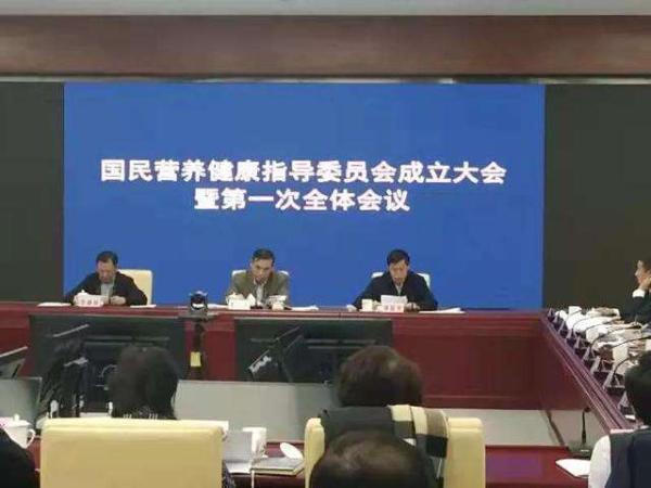 国民营养健康指导委员会在京成体育立,百颐年品牌助推《国民营养计划》落地