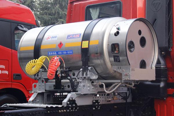 同样是燃气重卡 世峰物流为何点赞欧曼2019款LNG重卡