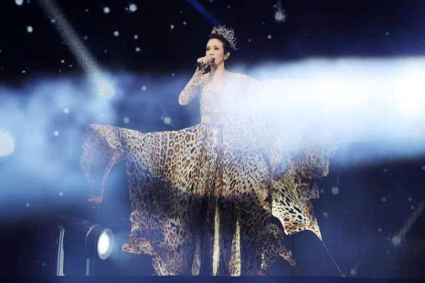 近年最火女艺人演唱会巡演首站即将登陆天津