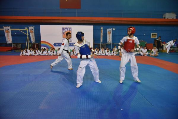 喜德道:影响下一辈的武道精神,让孩子从小学会拼搏