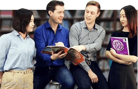 优质外教一课难求?来葡萄英语邂逅你的专属滕校外教!