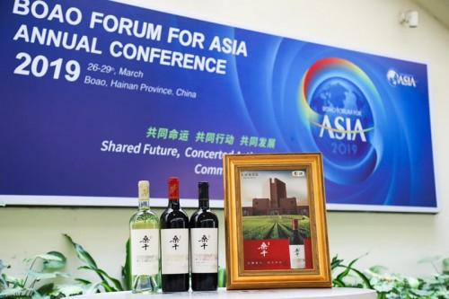 荣耀相伴十一载   长城葡萄酒亮相博鳌,见证亚洲经济发展新活力
