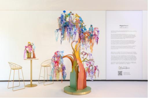 """探寻都市灵感 领略自然之艺——巴黎之花""""自然新艺境""""限时绽放"""
