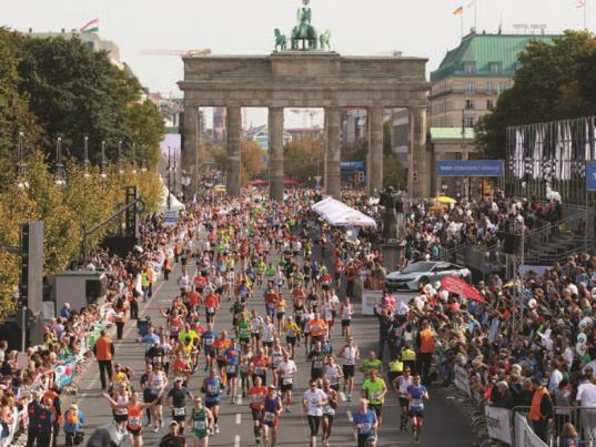 买JBL运动耳机,送你去跑柏林马拉松