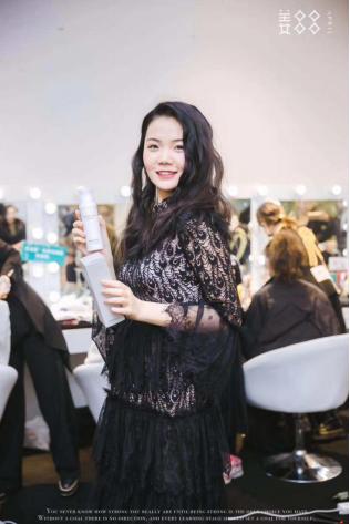 姜多多亮相瑞丽模特大赛,经典洗护品牌再掀时尚健康洗护风潮