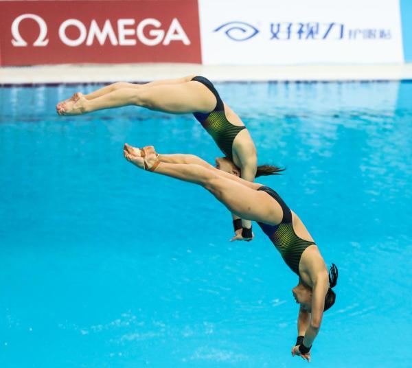好视力凭什么连续14年支持跳水赛?