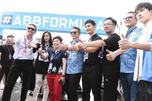 FE电动方程式赛事再掀中国攻势 新浪全方位助力