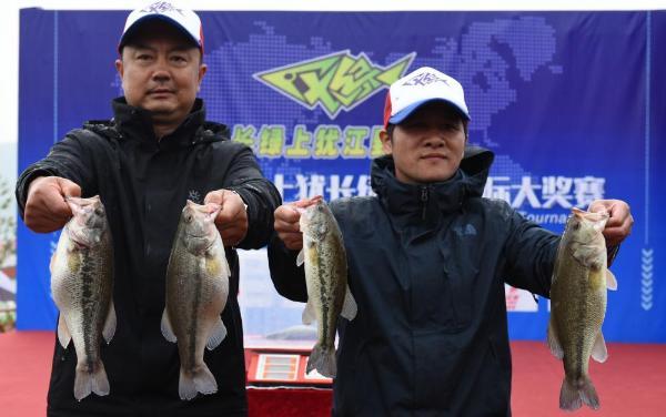 9.17公斤翻盘夺冠! 中国·上犹长绿猎鲈国际大奖赛圆满落幕