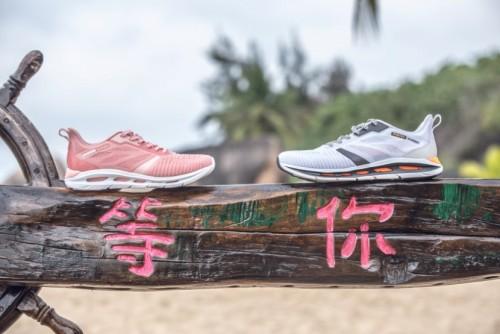 悦跑七代首秀三亚 国际马拉松赛场见证匹克装备闪亮登场