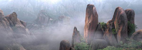 神话仙踪 秘境嵖岈 | 山马系列赛嵖岈山站报名中