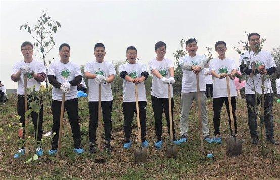 第11年,DR PLANT植物医生植树节从未孤单