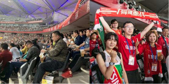中超开启超精彩新赛季,青岛啤酒为球迷带来极致快乐体验