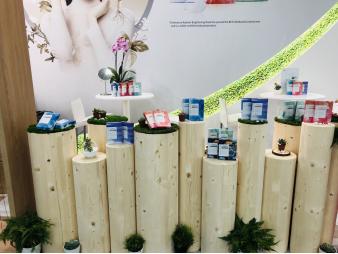 东方植物科技呵护敏感肌,国货采之汲出展意大利博洛尼亚美容展