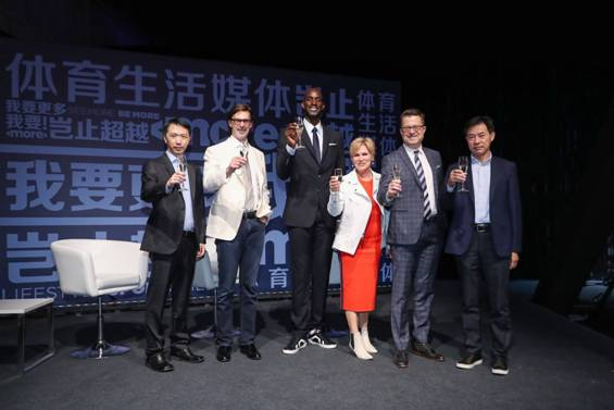 MORE体育携手加内特进军中国市场,为消费者打造更多元化内容新平台