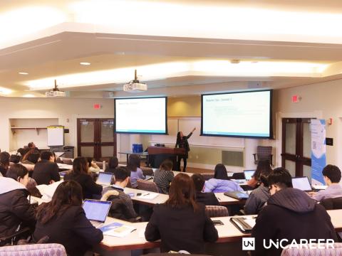 UniCareer与哥伦比亚大学等北美名校达成官方合作