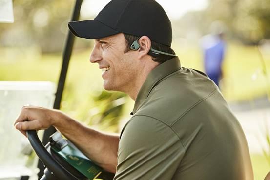 韶音骨传导耳机提醒您:道路千万条 安全第一条