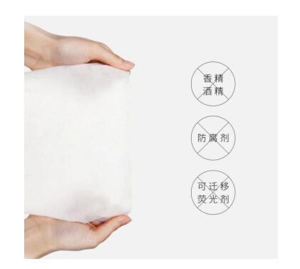 棉小二纯棉湿巾,感受一朵棉花的浪漫