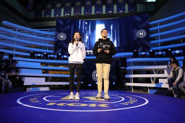 万王之王世界篮球争霸赛赛事启动发布会在上海召开
