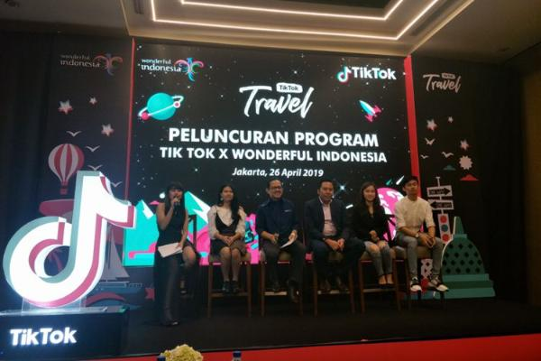 "TikTok成印尼旅游部官方合作伙伴 联合推出""TikTok Travel""计划"