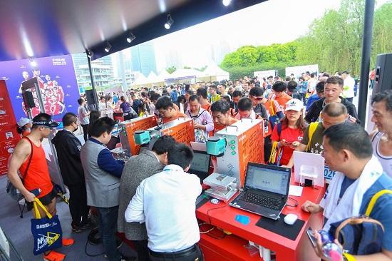 京东体育携手上海半马,助力跑者再创佳绩