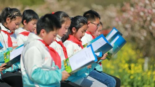 平安AI赋能智慧村教 为乡村孩子谱写希望诗篇