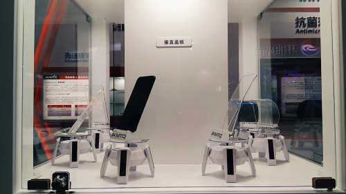 科立视锚准新应用,深挖玻璃形态变化的多种可能性