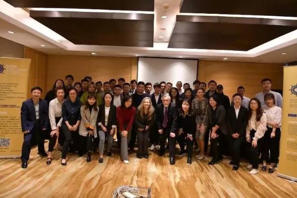 安博教育集团携手全球职业生涯规划之父开启赋能之旅