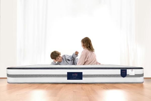 护脊睡眠更健康,迪舒亚打造科学护脊床垫