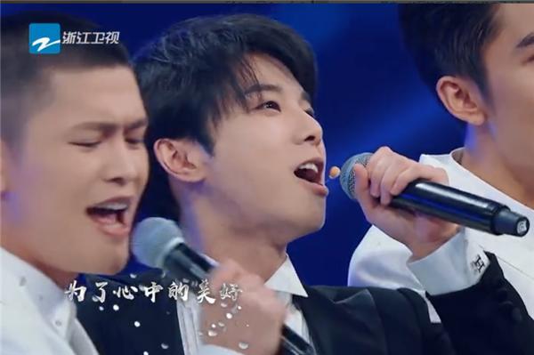 华晨宇与13届快男同框合唱 音频独家上线酷狗
