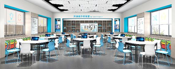 桌面级智能激光切割机亮相童心制物台北新品发布会