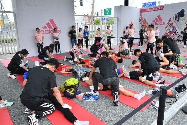 即刻启程,迸发上海 阿迪达斯携手上海国际半程马拉松全城开跑