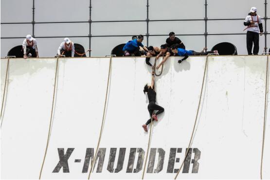 X-Mudder泥泞障碍赛战火重燃 全新赛道引爆上海滩