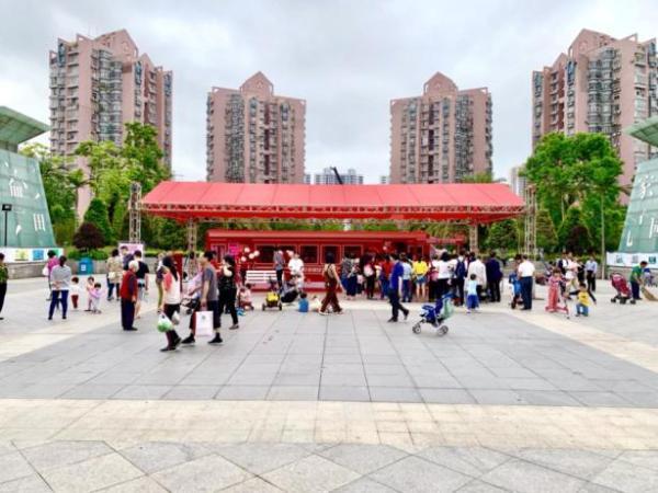"""""""安全列车""""进社区,深圳中原打造安全教育课堂"""