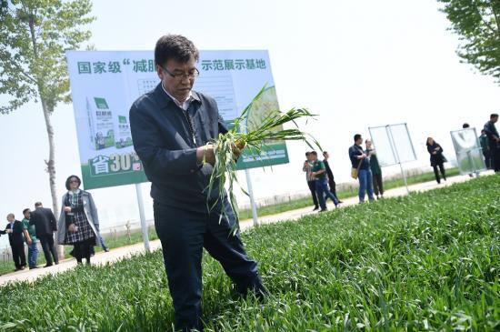 减肥30%赋能三农 沃夫特启动科技下乡百县行农民培育行动