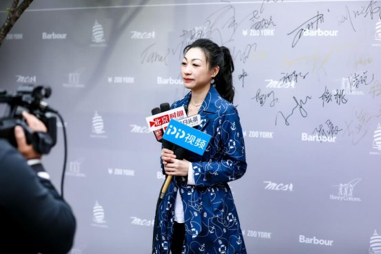 中国服饰引领行业轰动?欧洲百年经典品牌亮相京城