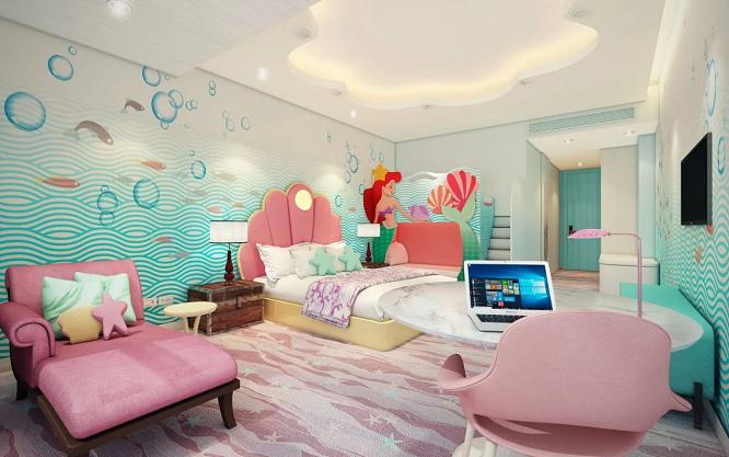 首登魔都 松堡王国亲子度假酒店之海洋冒险现在开始!